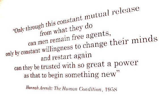 Hannah Arendt1
